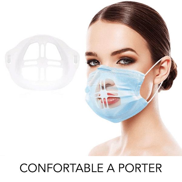 support masque silicone